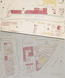 Insurance Plan of Great Grimsby, Lincolnshire: sheet 6-1